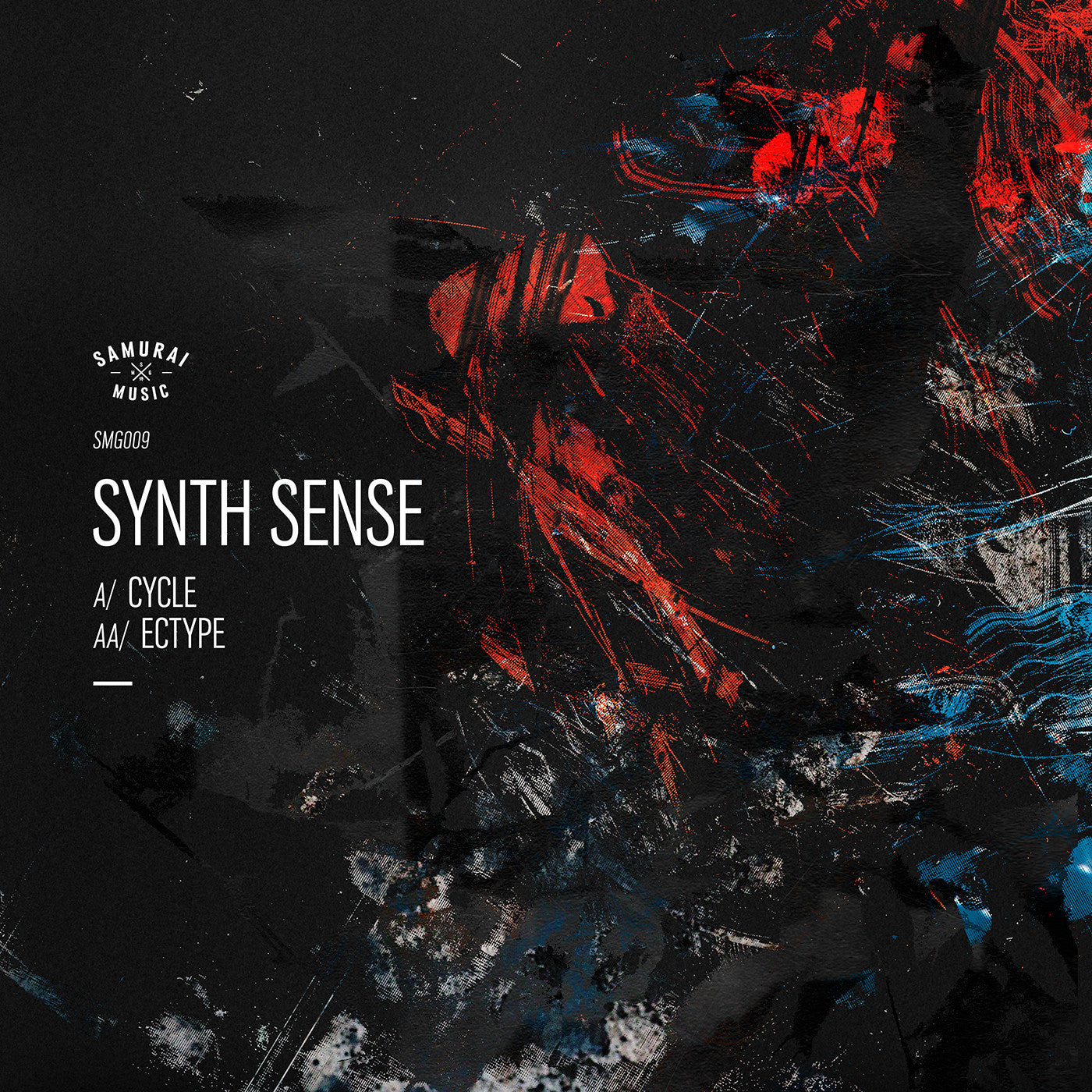 Synth Sense - Cycle / Ectype - Unearthed Sounds