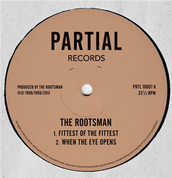 The Rootsman - Fittest of the Fittest - Unearthed Sounds