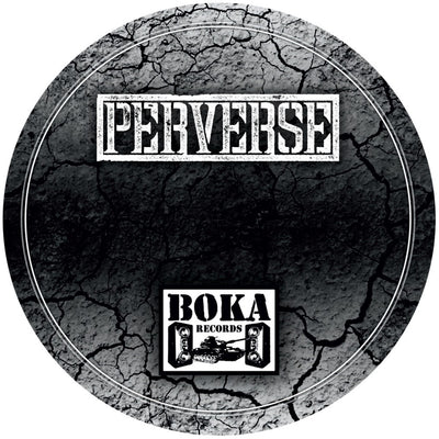 Perverse - Tribute / Seismic (feat. Gantz) , Vinyl - Boka Records, Unearthed Sounds
