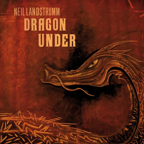 Neil Landstrumm - Dragon Under CD