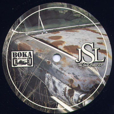 JSL - The Jack Cates EP - Unearthed Sounds