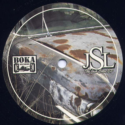 JSL - The Jack Cates EP