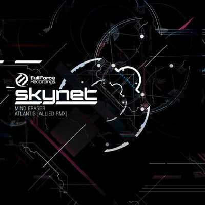 Skynet - Mind Eraser / Atlantis (Allied Remix) - Unearthed Sounds