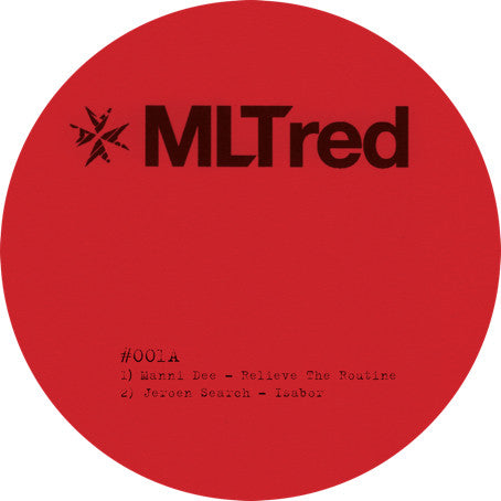 Manni Dee, Jeroen Search, Mike Parker & Gareth Wild - MLT001 - Unearthed Sounds