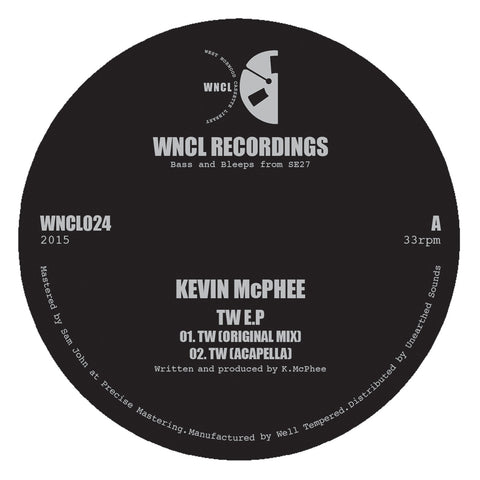 Kevin McPhee - TW EP