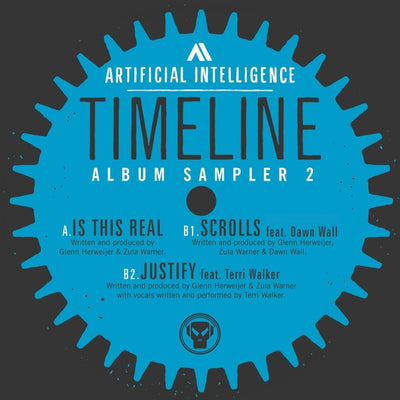 Artificial Intelligence - Timeline : Sampler 2 - Unearthed Sounds