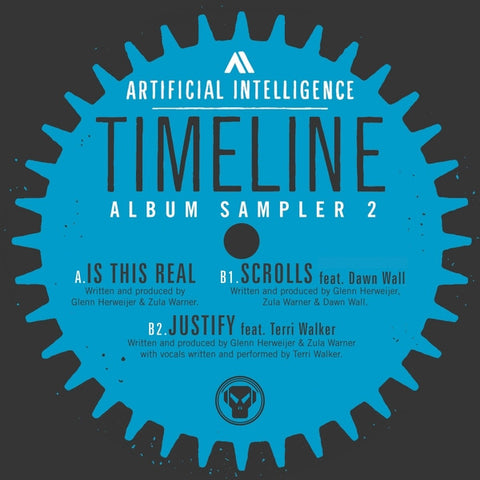 Artificial Intelligence - Timeline : Sampler 2