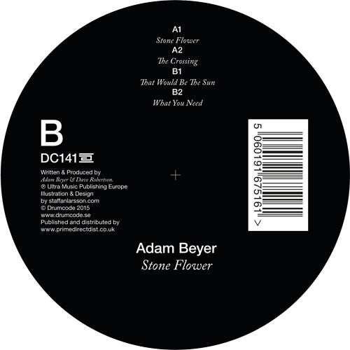 Adam Beyer - Stone Flower - Unearthed Sounds