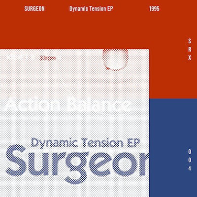 Surgeon - Dynamic Tension (2014 Remaster) - Unearthed Sounds, Vinyl, Record Store, Vinyl Records