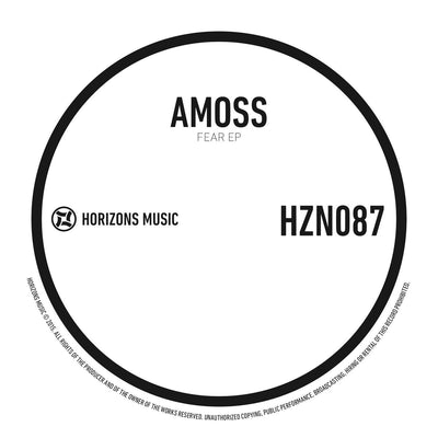 Amoss - Fear - Unearthed Sounds