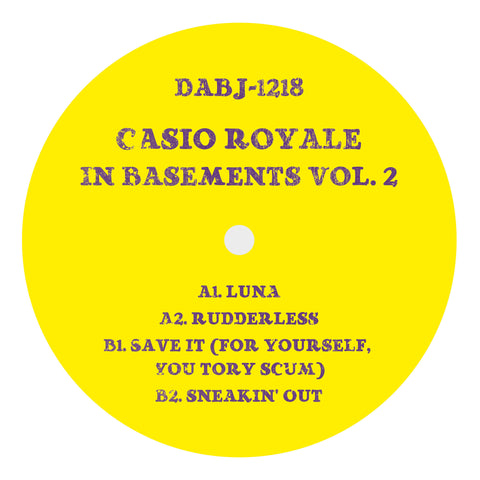 Casio Royale - In Basements Vol.2