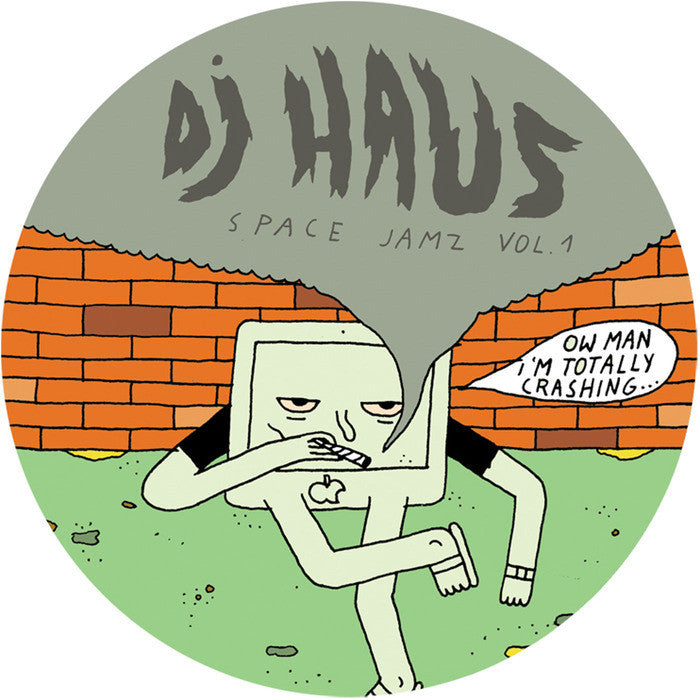 DJ Haus - Space Jamz Vol 1 - Unearthed Sounds
