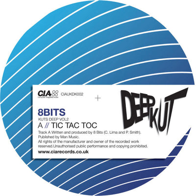 8Bits - Tic Tac Toc / Total Science - Concrete Proof - Unearthed Sounds