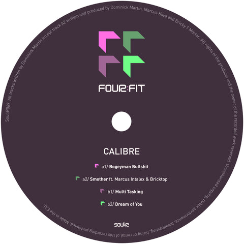 Calibre - Fourfit EP 4
