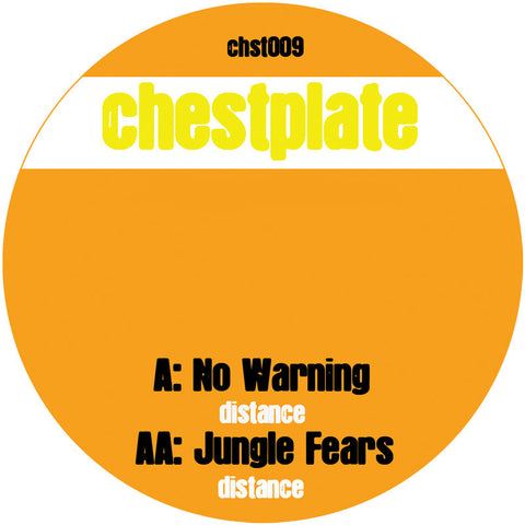 Distance - No Warning / Jungle Fears