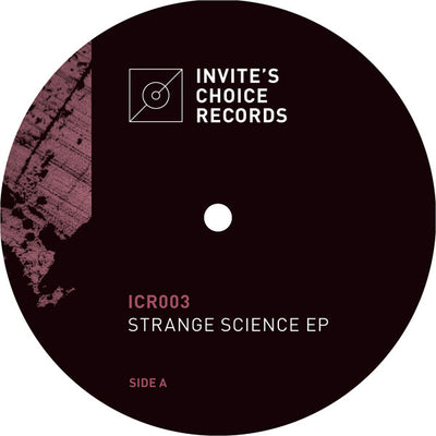 Various Artists - Strange Science EP - Unearthed Sounds