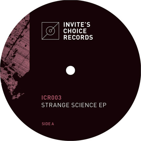 Various Artists - Strange Science EP