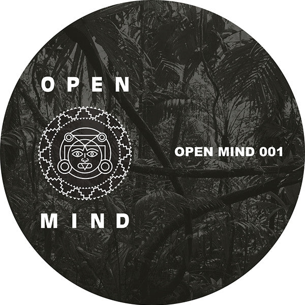 Joakuim & Crank - Buble Hash / Round 2 , Vinyl - Open Mind Records, Unearthed Sounds