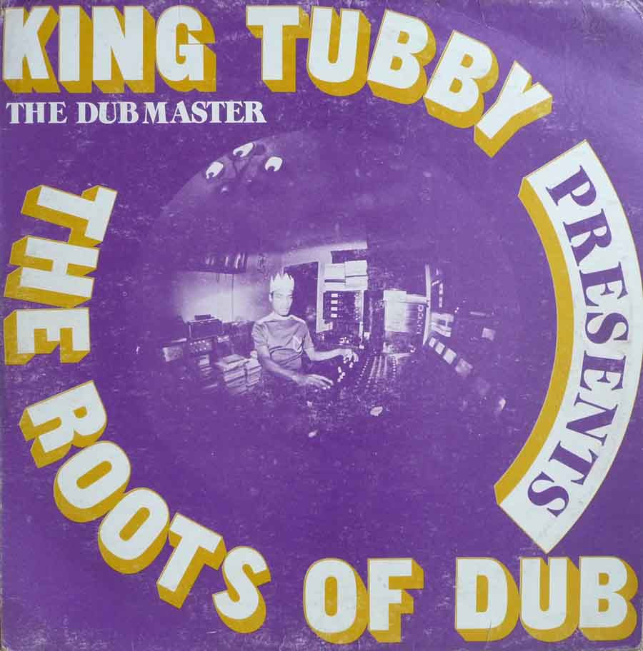 King Tubby - The Roots of Dub , Vinyl - Jamaica Recordings, Unearthed Sounds