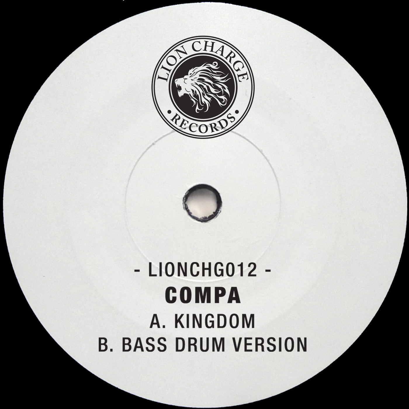 Compa - Kingdom / Bass Drum Version - Unearthed Sounds