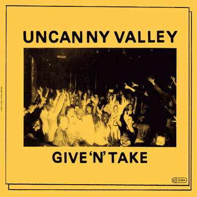 Various Artists - Give'n'Take EP - Unearthed Sounds