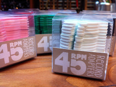 18-Box Adapter Packs, Assorted Colours - Unearthed Sounds