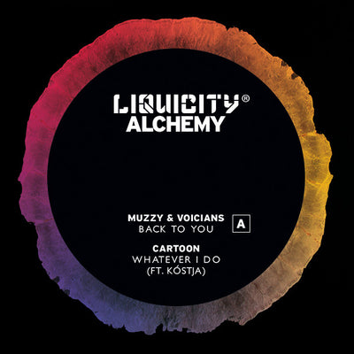 Various Artists - Alchemy Vinyl Sampler - Unearthed Sounds