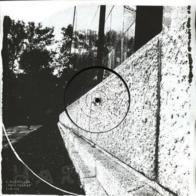 Sirko Müller - Urban Fear EP - Unearthed Sounds