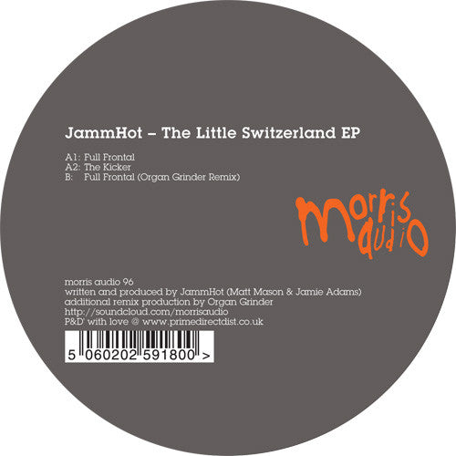 JammHot - The Little Switzerland - Unearthed Sounds