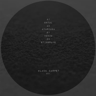 Various Artists - Black Carpet V/A - Unearthed Sounds