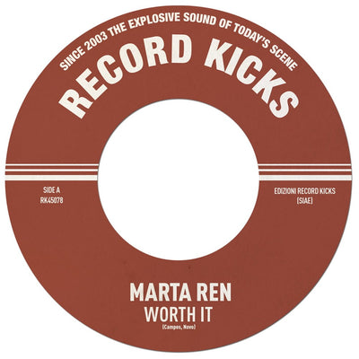 Marta Ren - Worth It