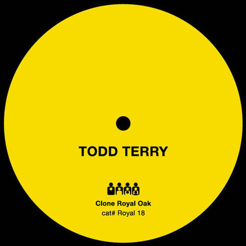 Todd Terry - Tonite / Rock That