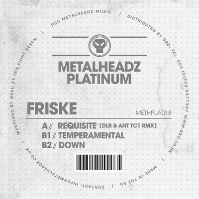Friske - Temperamental - Unearthed Sounds