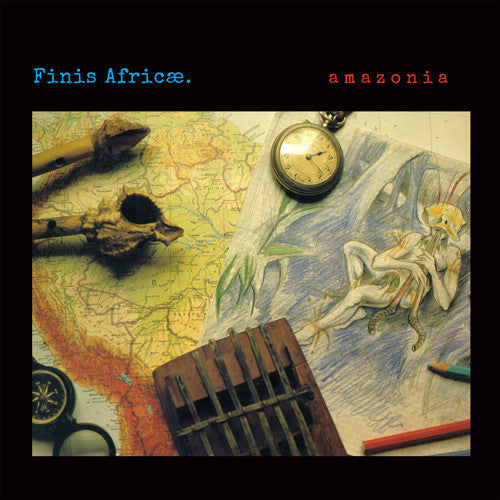 "Finis Africae - Amazonia [12"" LP] - Unearthed Sounds"