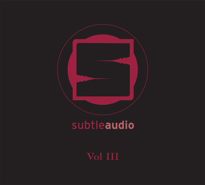 Subtle Audio Vol III - 3xCD - Unearthed Sounds, Vinyl, Record Store, Vinyl Records