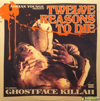 Ghostface Killah & Adrian Younge - 12 Reasons to Die - Unearthed Sounds