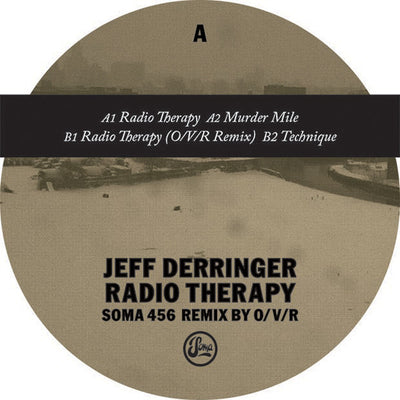 Jeff Derringer - Radio Therapy - Unearthed Sounds