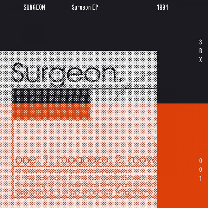 Surgeon - Surgeon EP (2014 Remaster) - Unearthed Sounds