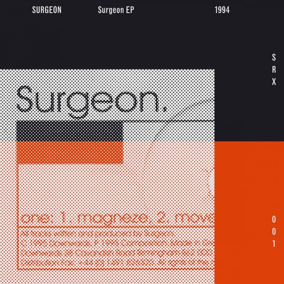 Surgeon - Surgeon EP (2014 Remaster) - Unearthed Sounds, Vinyl, Record Store, Vinyl Records