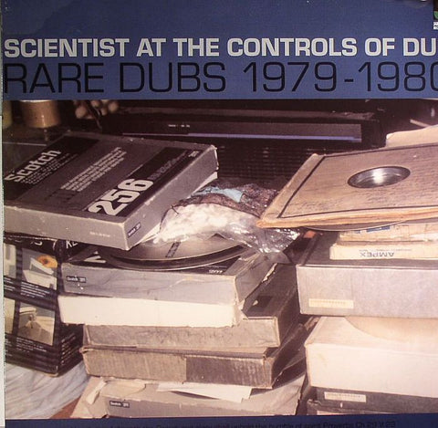 Scientist - At The Controls Of Dub: Rare Dubs 1979-1980