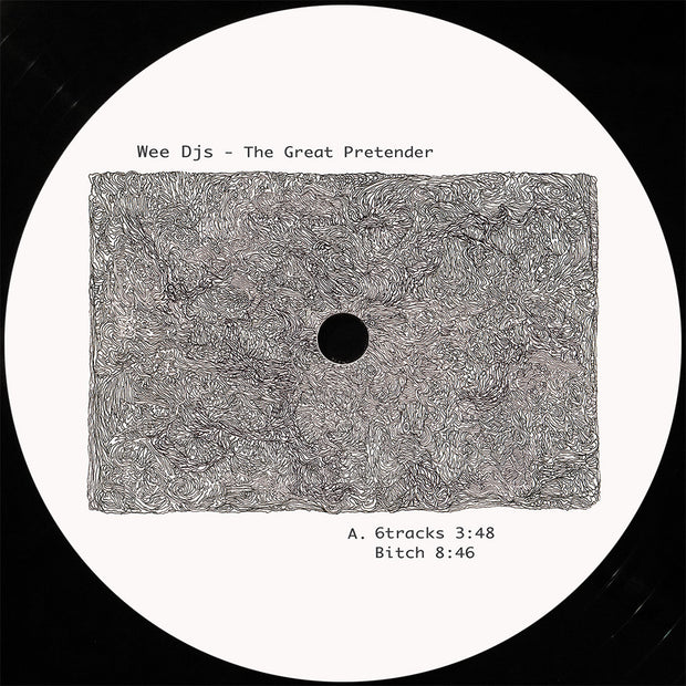 Wee DJs - The Great Pretender , Vinyl - Shipwrec, Unearthed Sounds