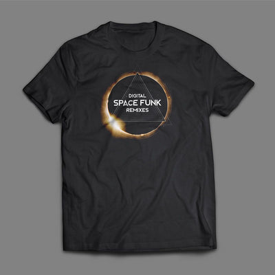 Digital - Spacefunk Remixes (Short Sleeve T-Shirt)
