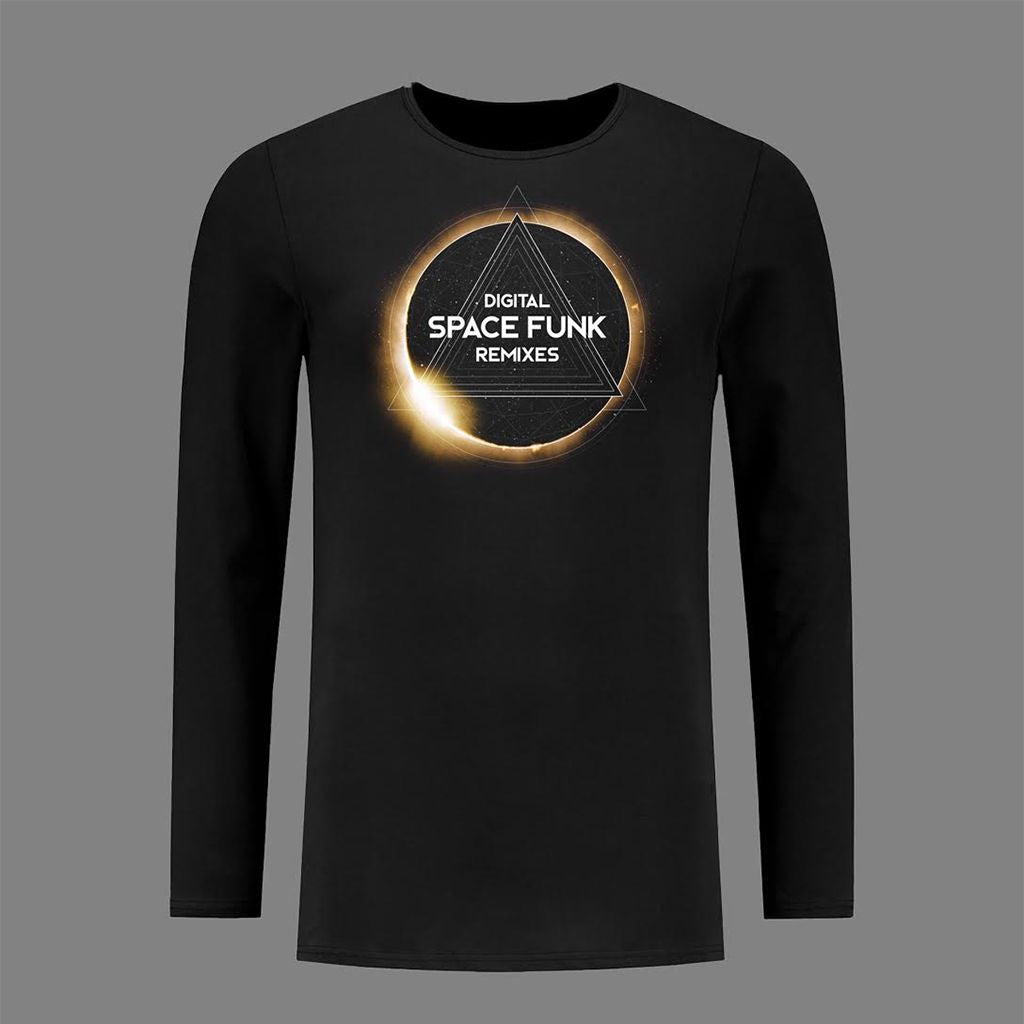 Digital - Spacefunk Remixes (Long Sleeve T-Shirt)