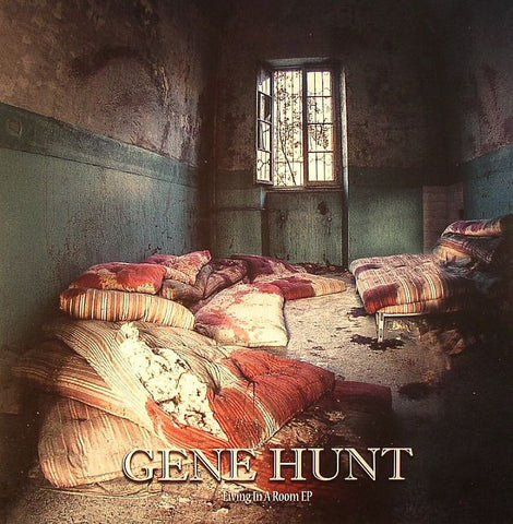 Gene Hunt - Living In a Room EP