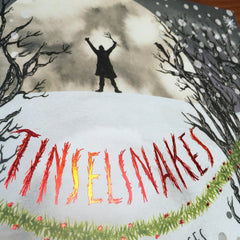 "Tinselsnakes - Inkymole 7"" feat. B.Dolan & Buddy Peace - Unearthed Sounds"