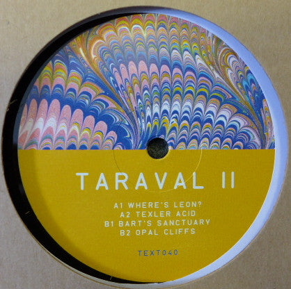 Taraval - Taraval II , Vinyl - Text, Unearthed Sounds