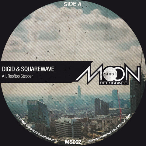 Digid & Squarewave – Rooftop Stepper EP