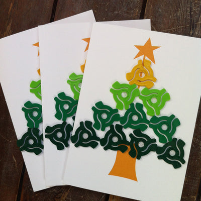Dink Christmas Card (Christmas Tree) - Unearthed Sounds