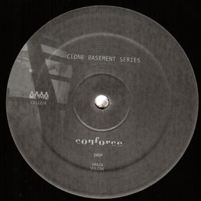 Conforce - 24 Ep (Gesloten Cirkel remix) - Unearthed Sounds