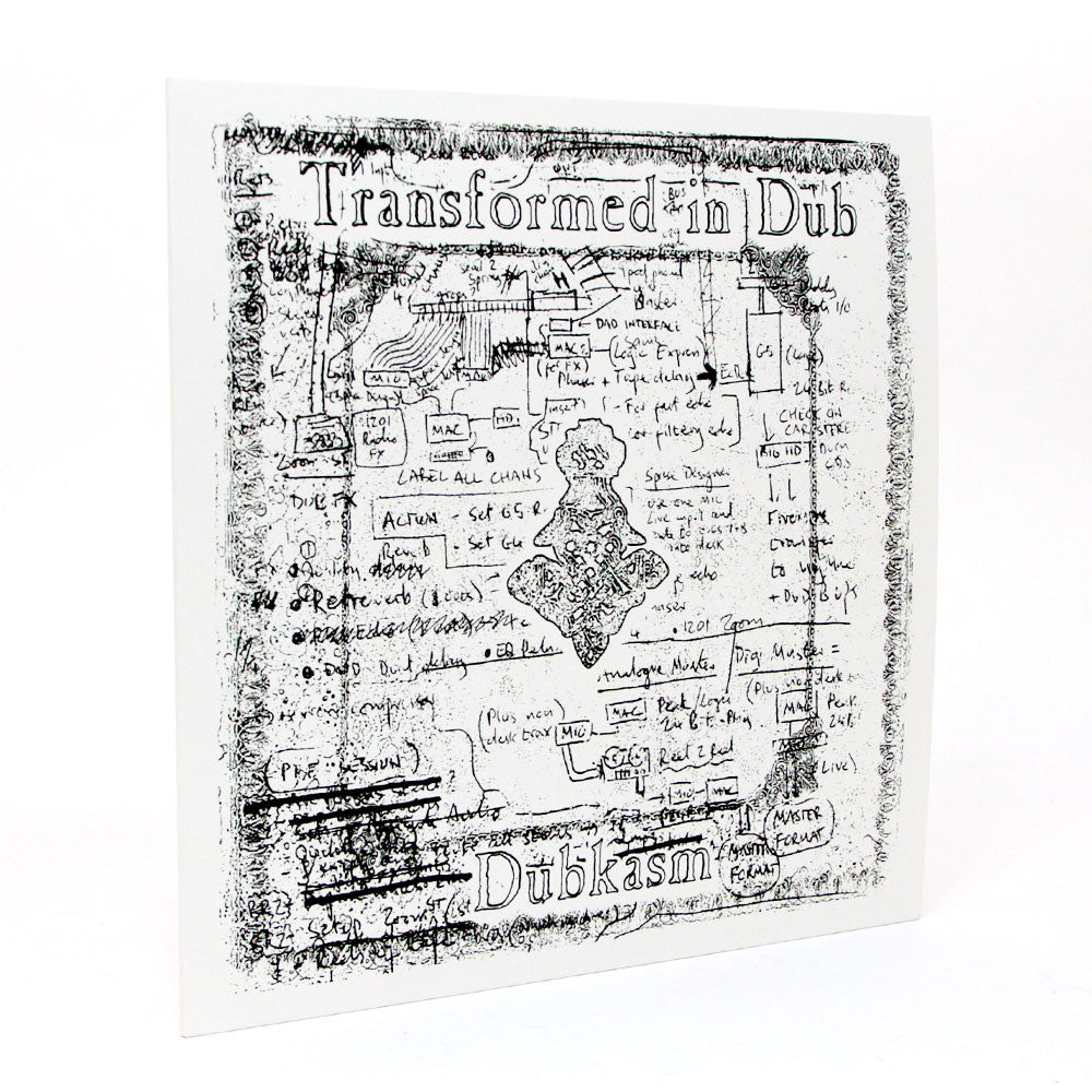 Dubkasm - Transformed In Dub *Limited Reissue* - Unearthed Sounds